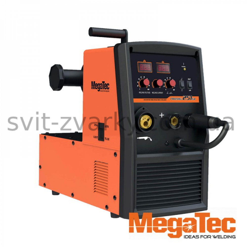 Зварювальний напівавтомат MEGATEC PROMIG 251NB