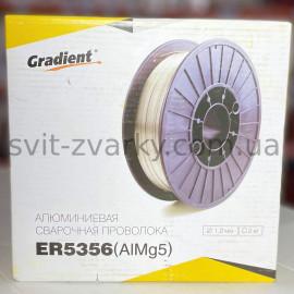 Алюмінєвий дріт ER5356 Ø1,2 мм (2 кг) AlMg5