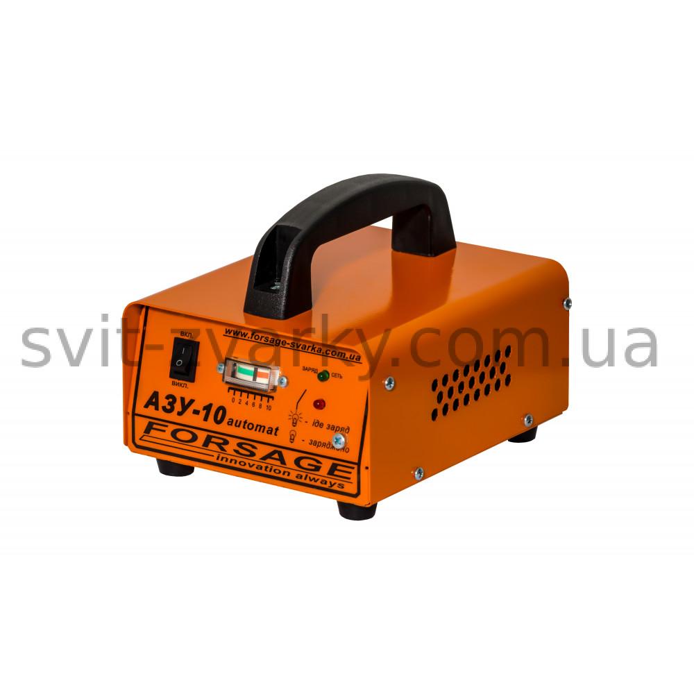 Зарядний пристрій Forsage АZU-10