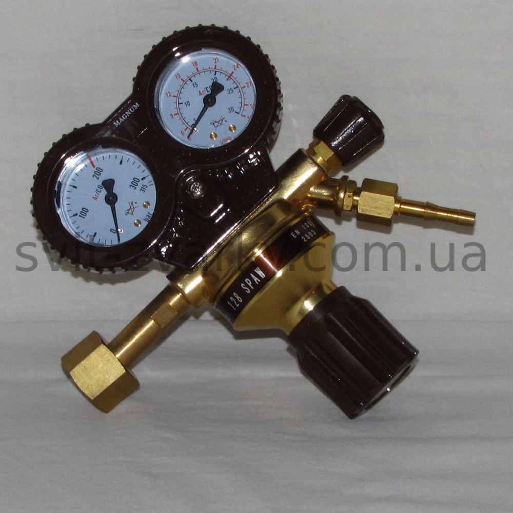 Редуктор Універсальний Argon/CO2 Seria128 Magnum (Польща)