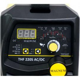 Аргонно-дуговий апарат TIG THF 220S ACDC PULS MAGNUM (Польща)