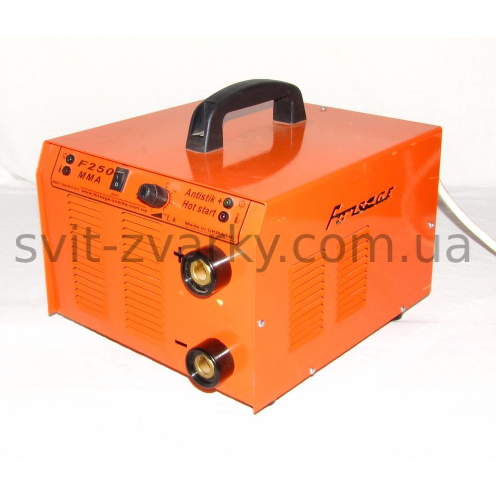 Інвертор Forsage 250 ММA Twin (Україна)