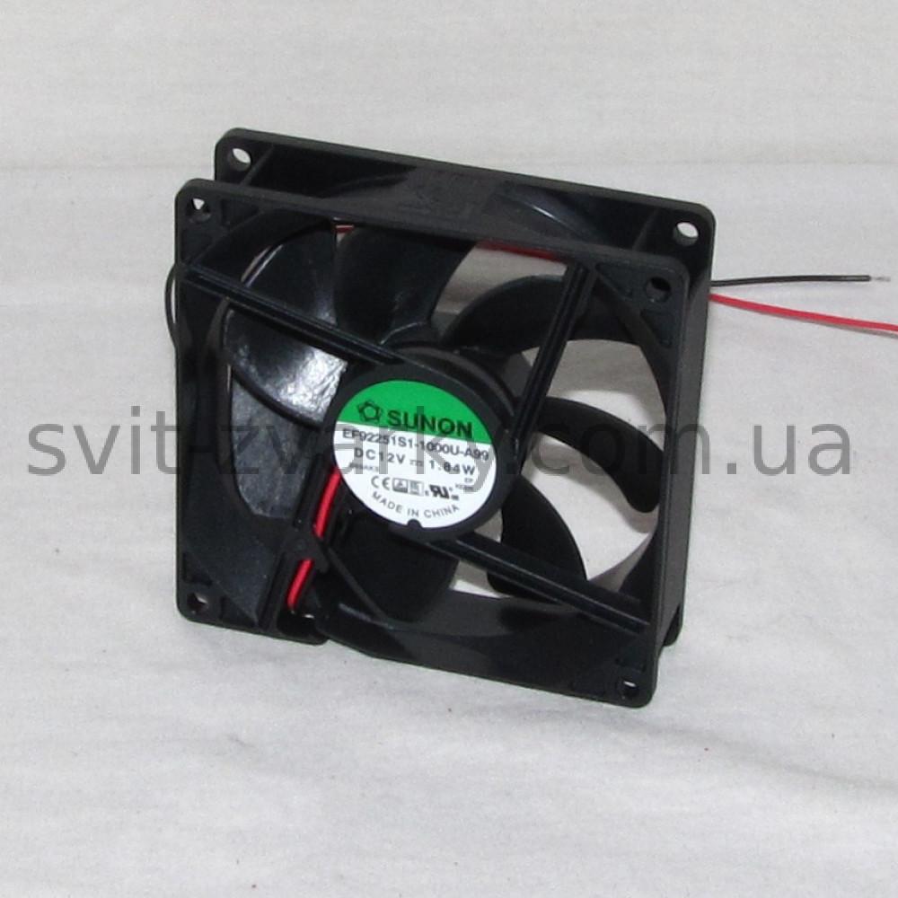 Вентилятор 12В 92мм Sunon