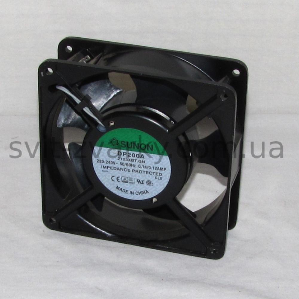 Вентилятор 220В 200мм Sunon