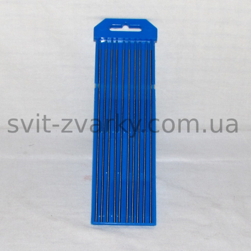 Вольфрамовий електрод WL-20 3,2 мм/175 мм