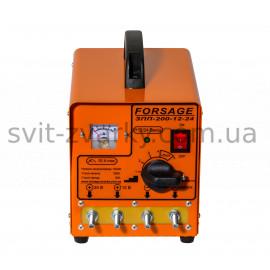 Зарядно-пусковий пристрій ЗПУ-200 (12-24V)