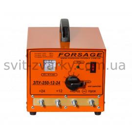 Зарядно-пусковий пристрій ЗПУ-250 (12-24V)