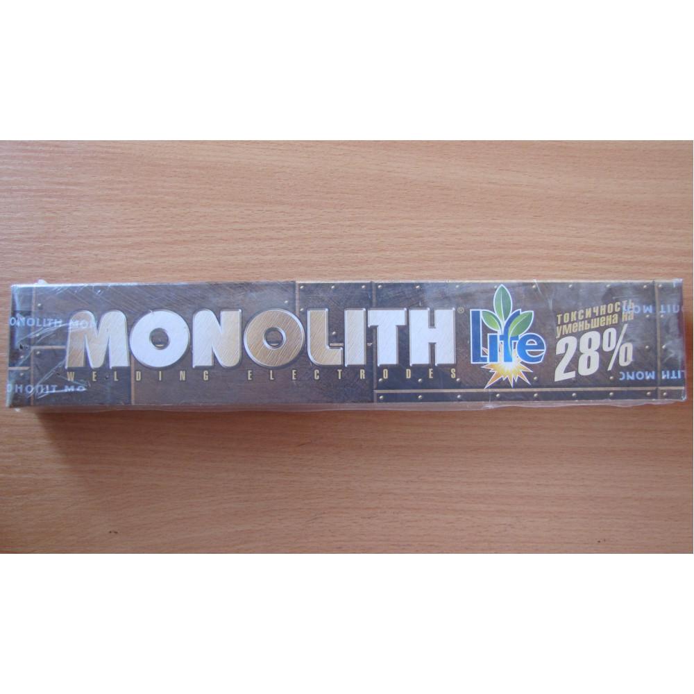 Електроди моноліт 3мм 2,5кг