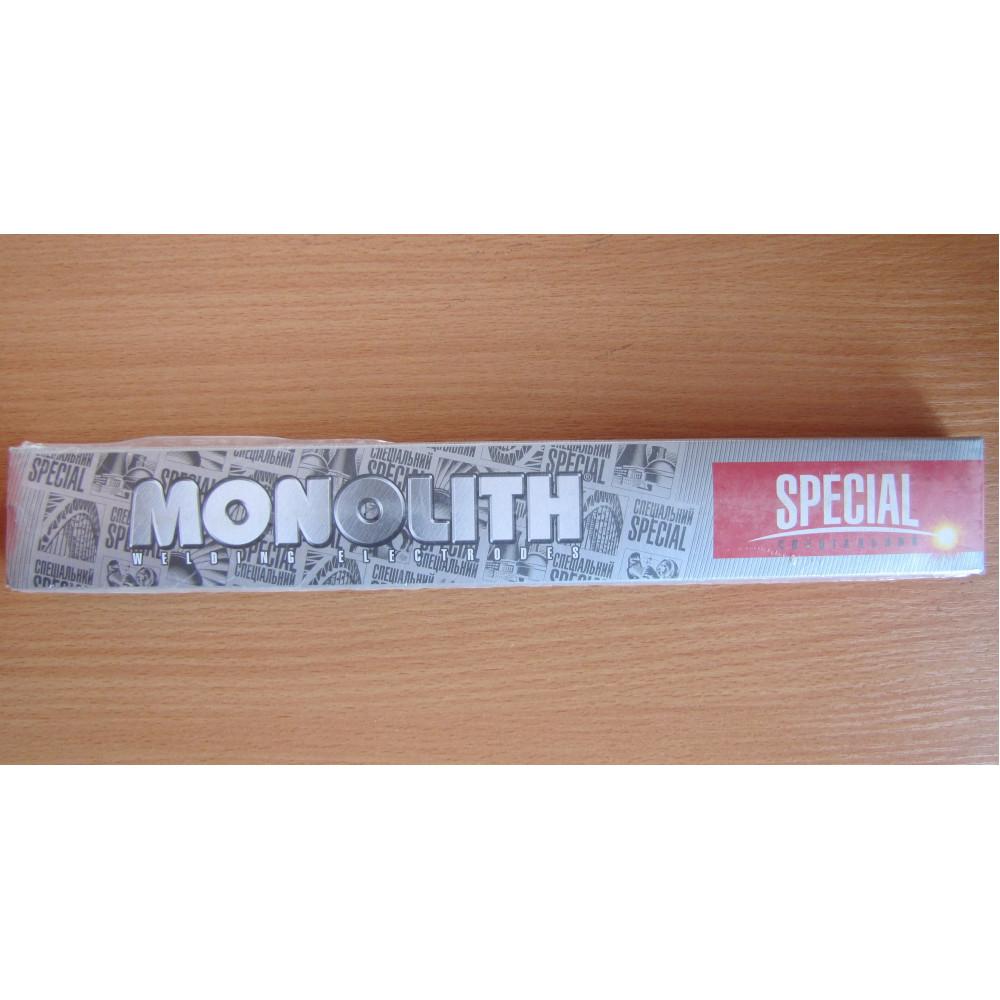 Електроди моноліт ЦЛ-11 (для нержавійки)