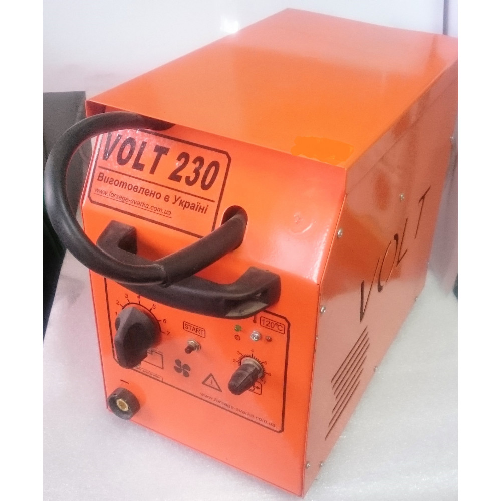 Зварювальний півавтомат «VOLT 230А» (Forsage - Україна)