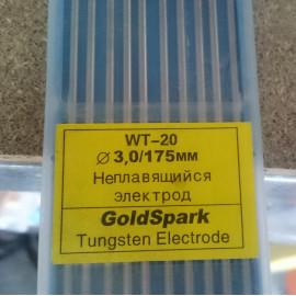 Вольфрамовий електрод WT-20 3,0 мм/175 мм