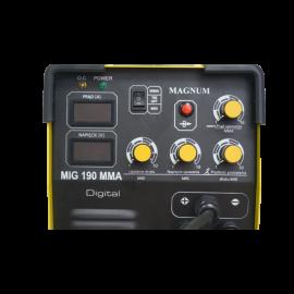 Напівавтомат MAGNUM MIG 190 MMA II new design
