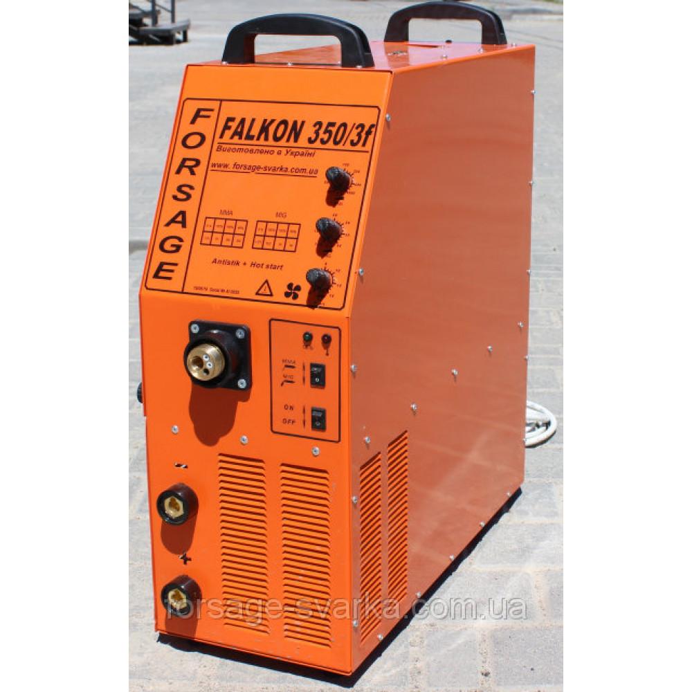 Інверторний універсальний півавтомат « FALCON 350 3F» (Україна)